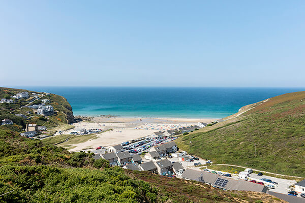 Cornish beach - Matt Jessop